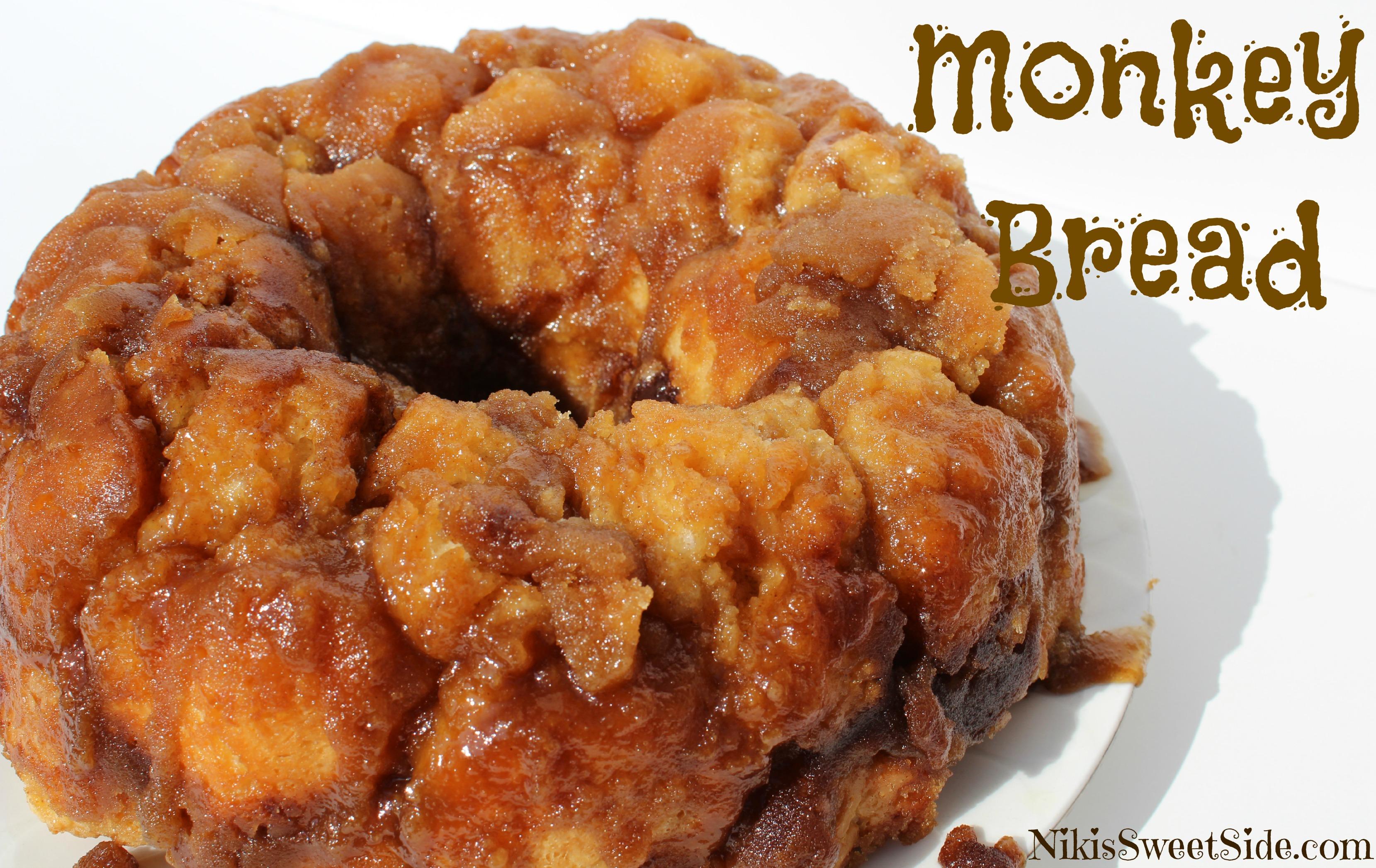 Monkey bread easy recipe