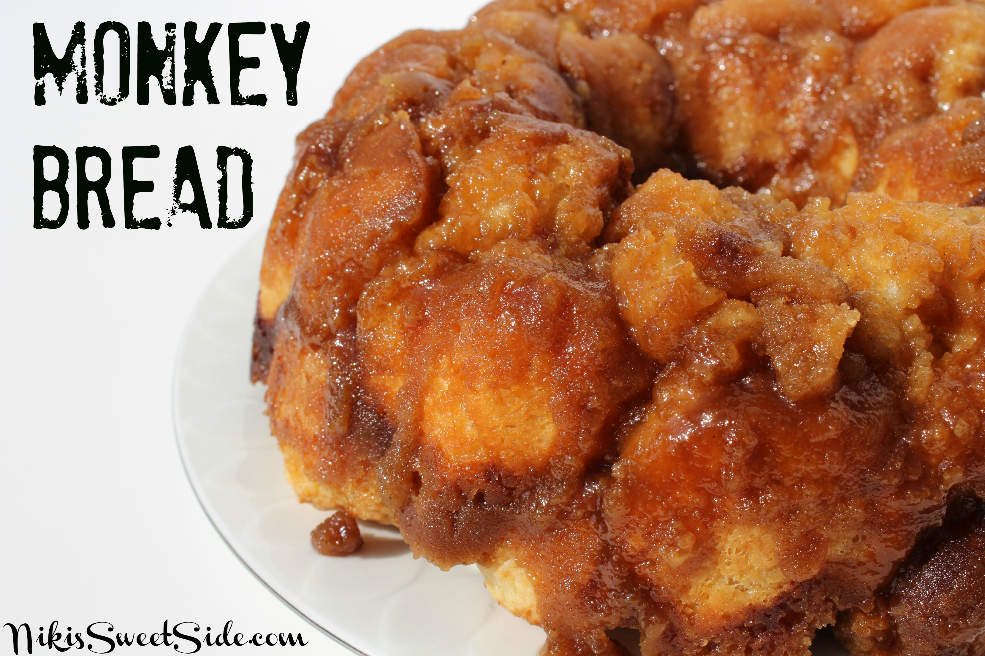 The Monkey Bread Cake Ideas and Designs